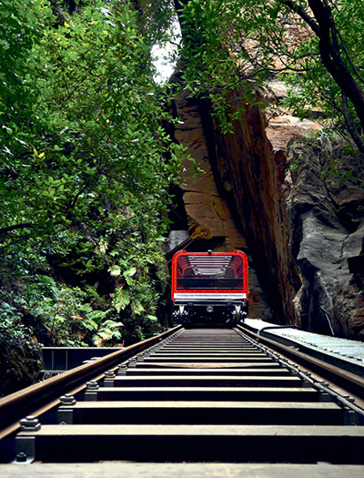 Scenic World - Scenic Railway